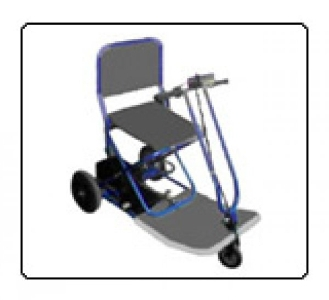 Advanced Peeta (Powered Wheelchair)