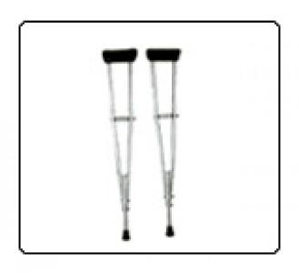Aluminium Crutches (Code : C-01)