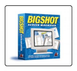 BigShot Screen Magnifier
