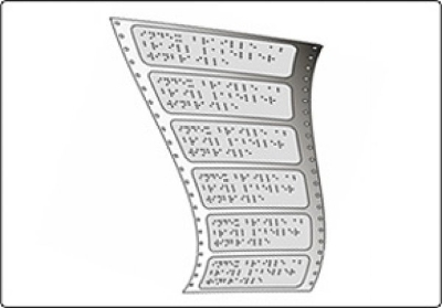 Braille Labeller Software