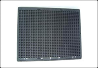 Braille Slate-Plastic(W.O.S)-A4 Size with Grouse(Code No.S6)