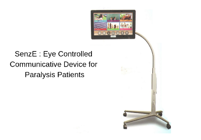 SenzE - An Eye Tracking Assistive Technology